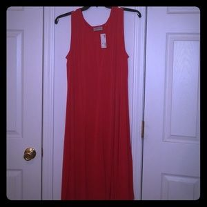 NWT Avenue Red Dress